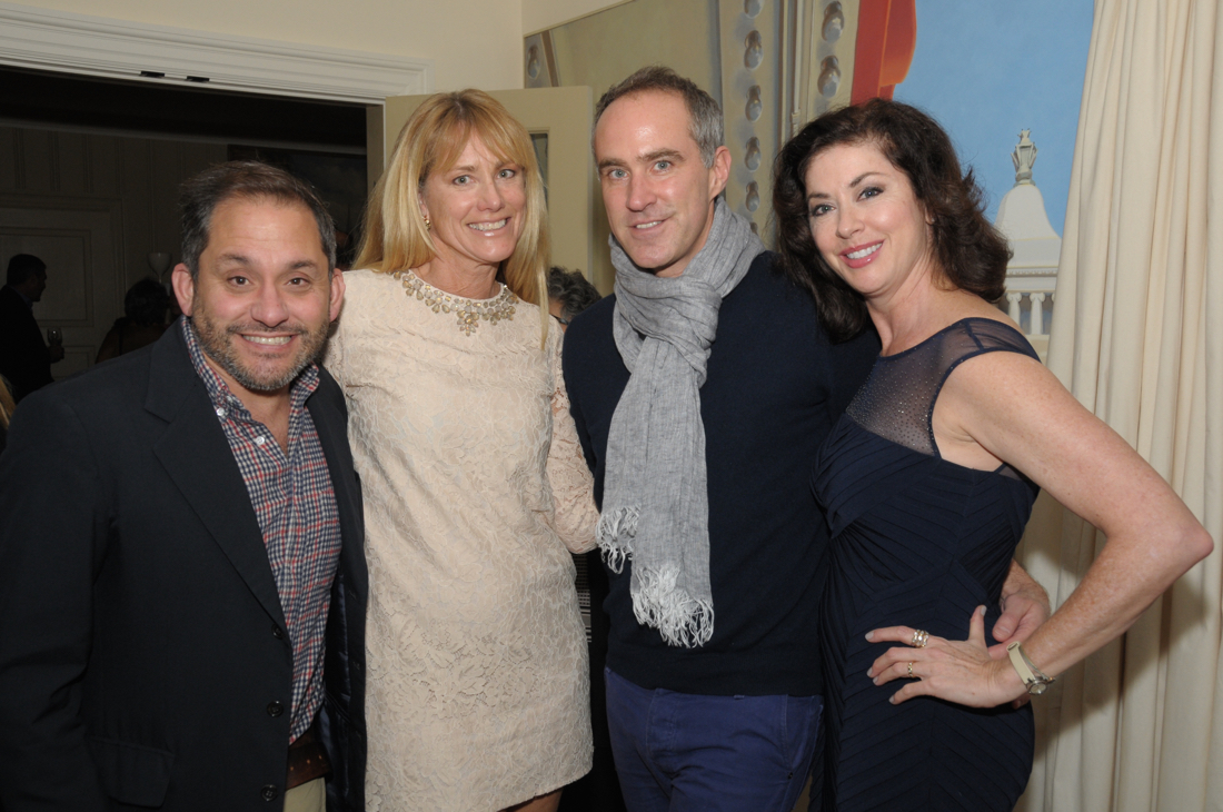 Alejandro Saralegui/Pamela Eldridge/Kendell Cronstrom/Lynn Stefanelli photo by Richard Lewin