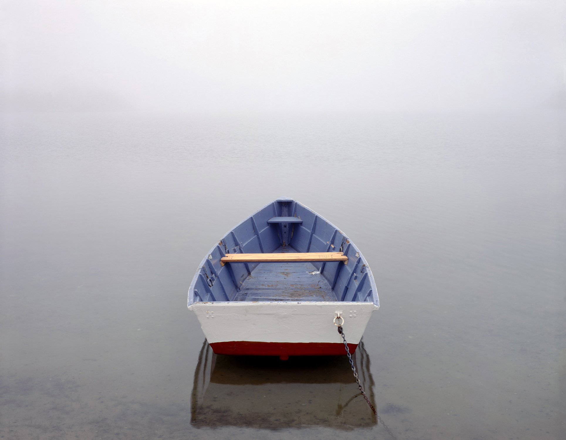 Fogged In ©Dan Jones T booth Gallery