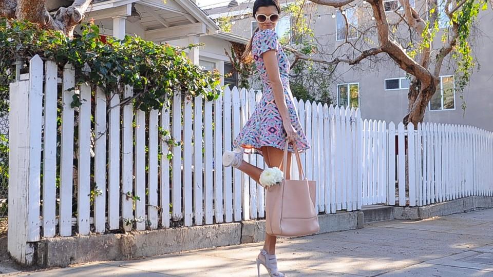 Carly Kenihan_BunBunBook_Lovers and Friends_Geo_Cassidy Dress_6