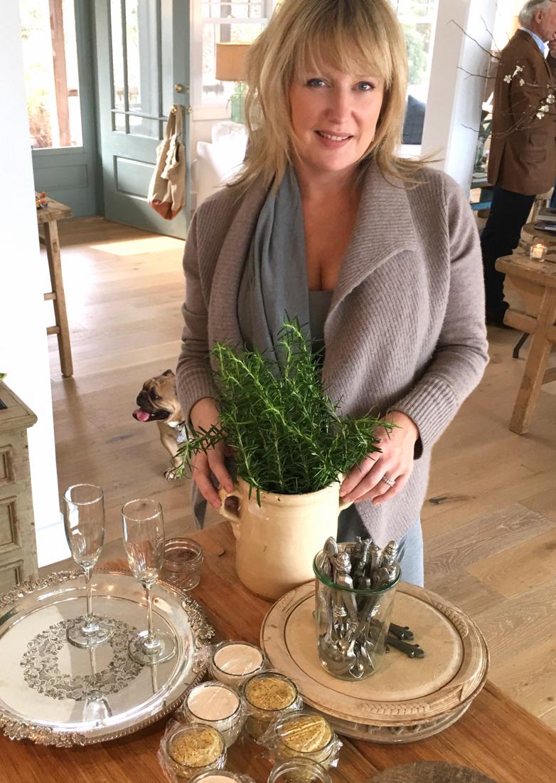 New Kdhamptons Party Diary Interior Designer Zoe Hoare