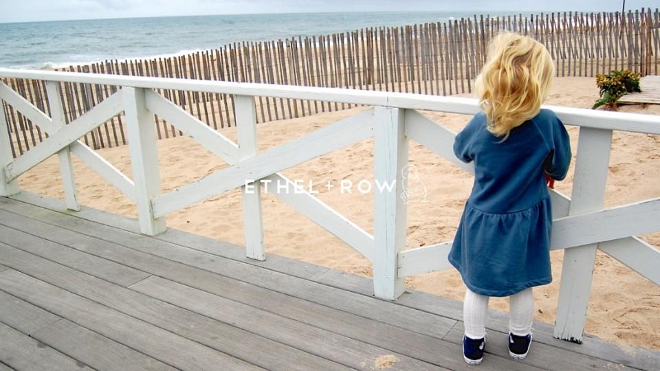 Ethel  + Row