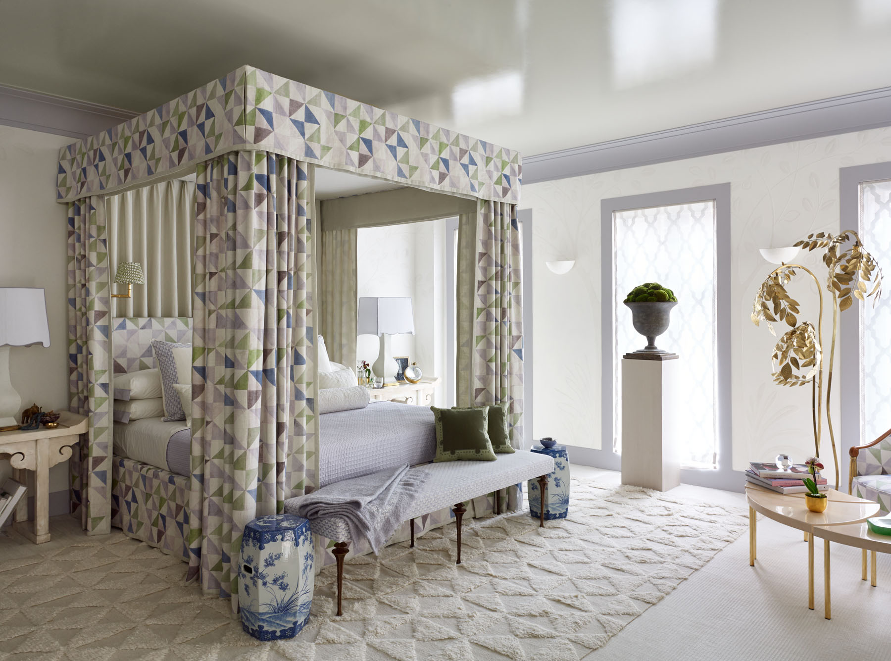 Show House Bedroom Design Diary Timothy Whealon Breaks Down A Hamptons Dream Bedroom