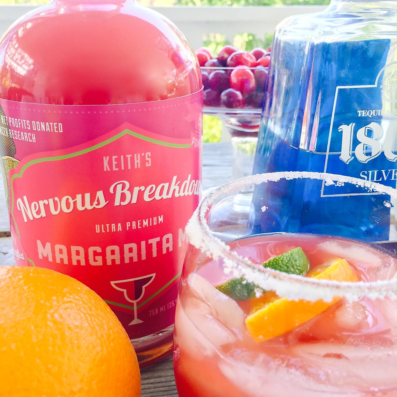 Nervous Breakdown Margarita Mix