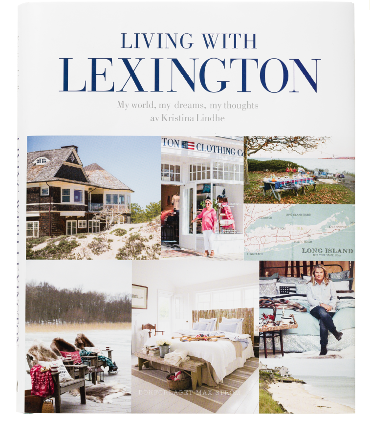 Charmant On May 2nd, Kristina Lindhe, Founder, President, And Creative Director Of  The Interior Design And Fashion Company Lexington Company, Releases The  Book, ...