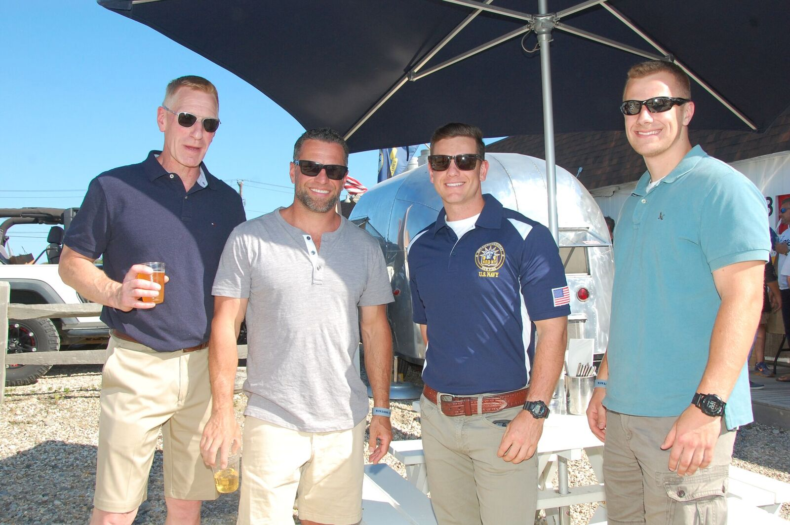 NEW KDHamptons Party Diary: The 4th Annual Navy SEAL
