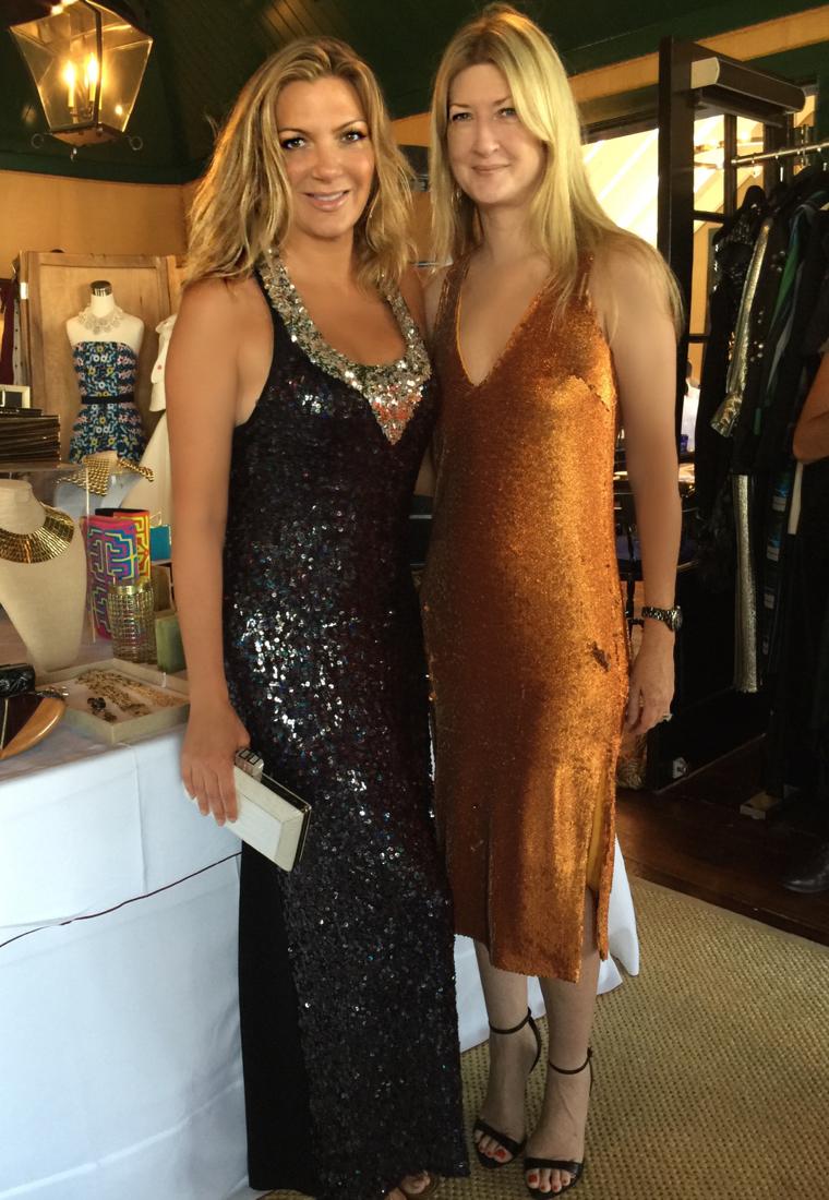 Kelli Delaney and Kathy Reilly