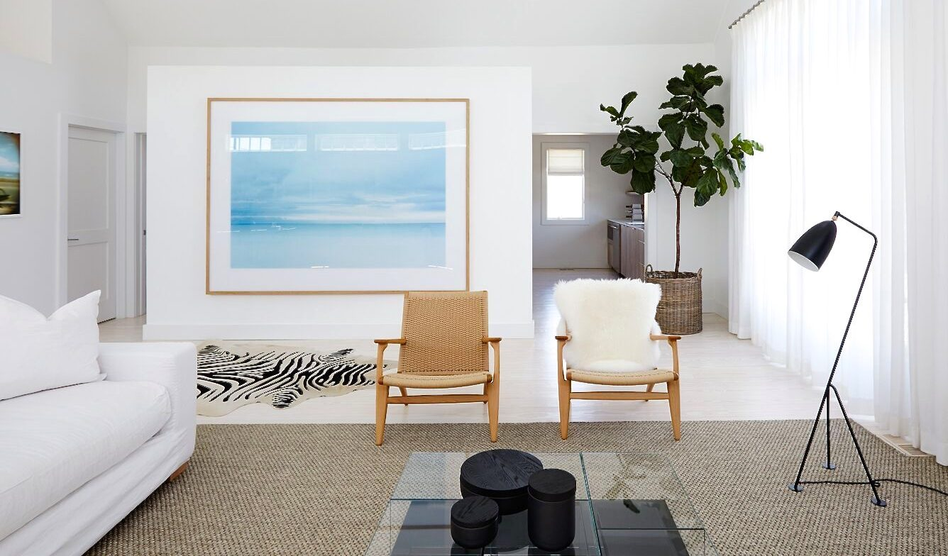 At Home With Hamptons Interior Designer Stephanie Michaan