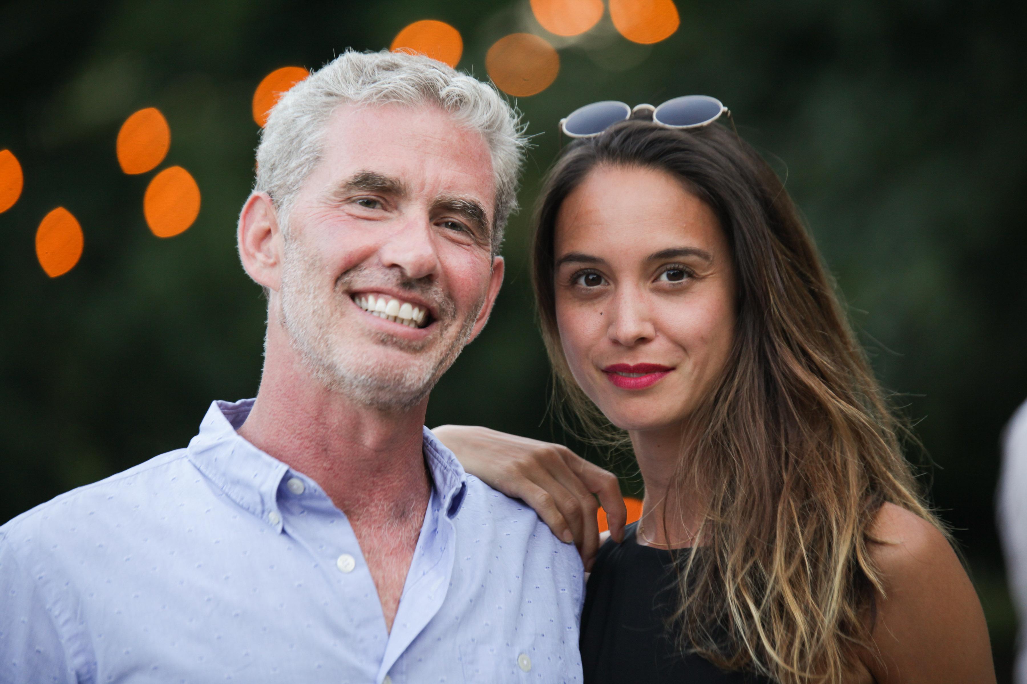 Michael Goodwin, Nicole Centeno