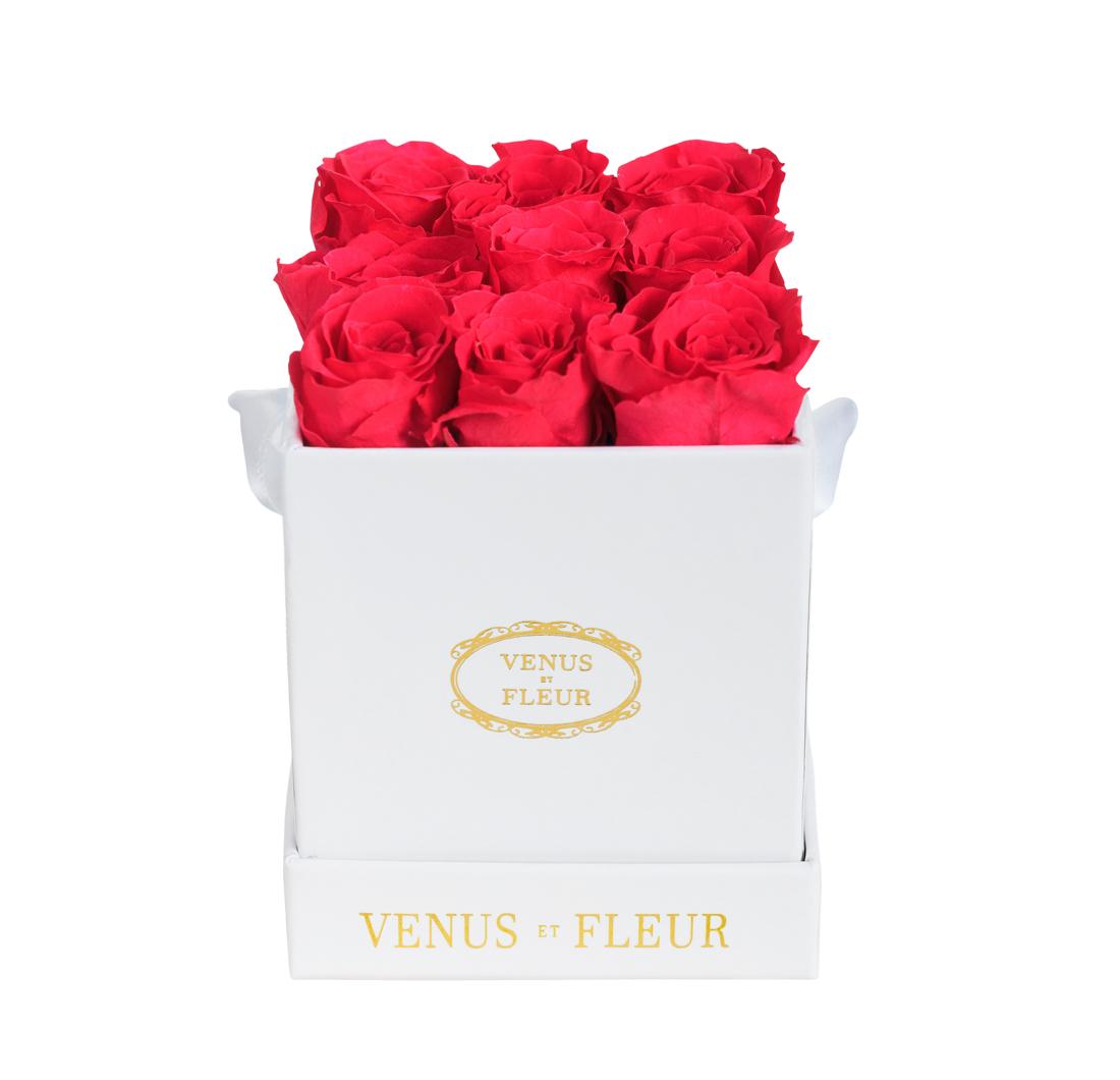 the ultimate hamptons hostess gift: venus et fleur bespoke roses
