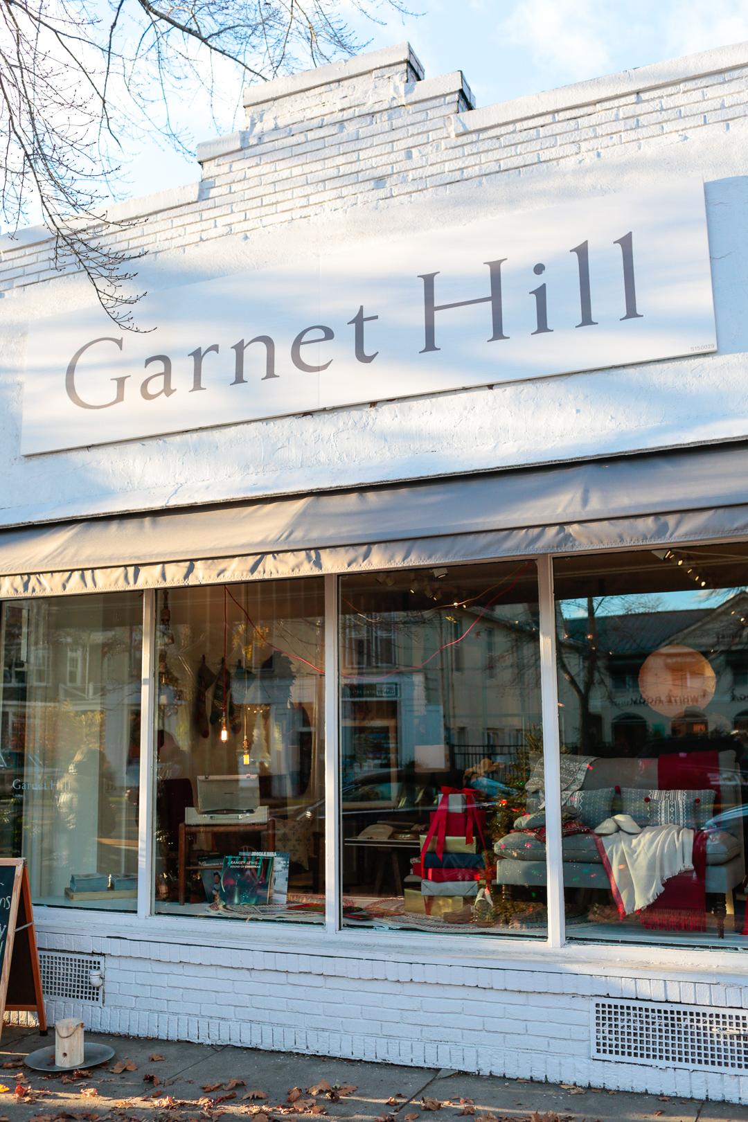 Garnet Hill and KDHamptons