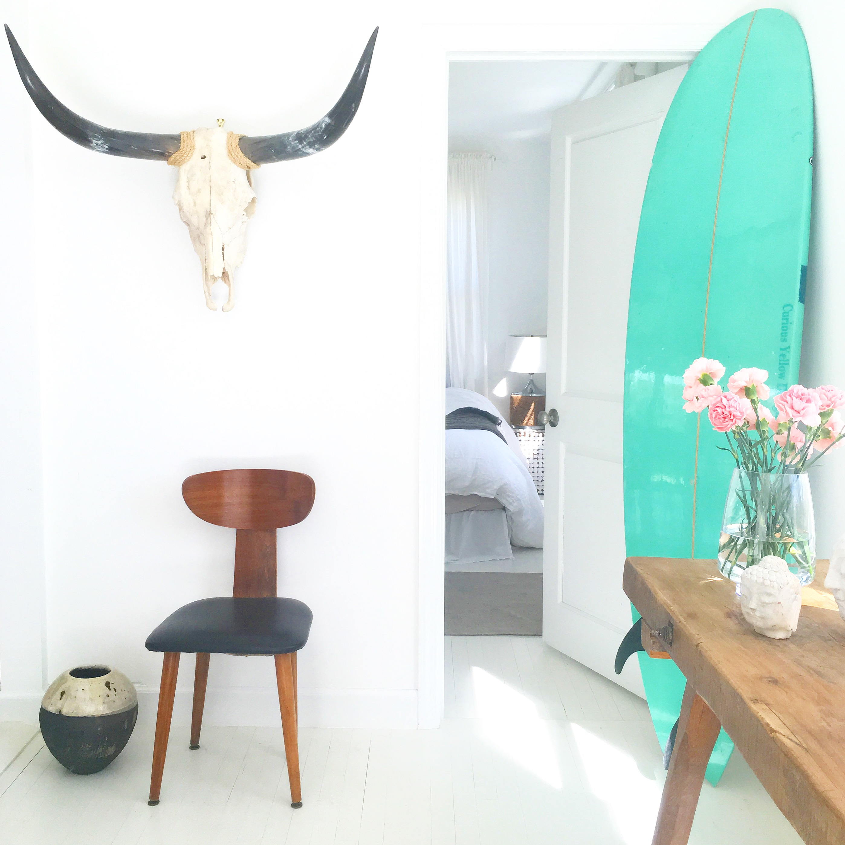 At-Home In The Hamptons with Norwegian Designer Anna Cappelen ...