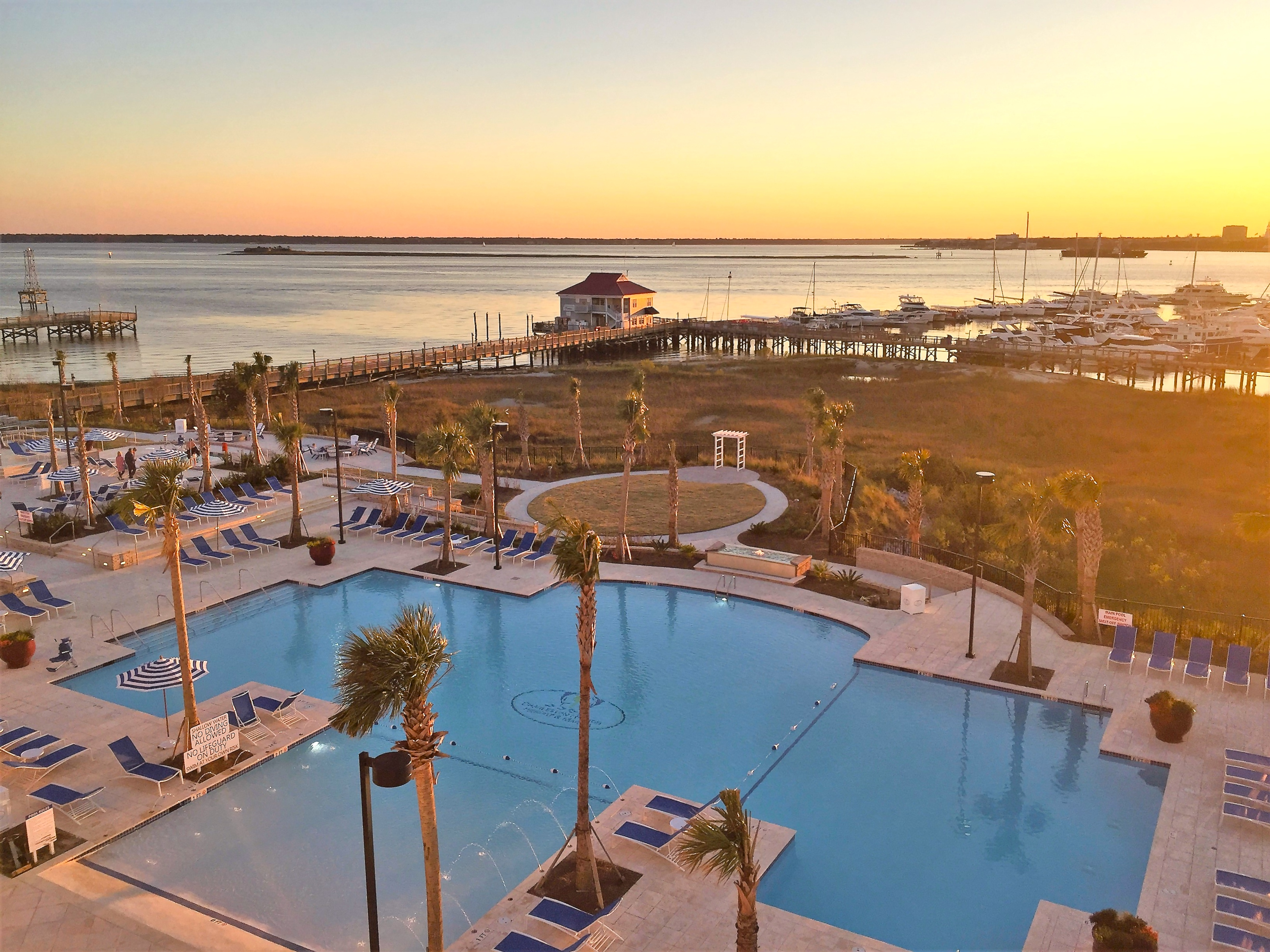 The Beach Club at Charleston Harbor