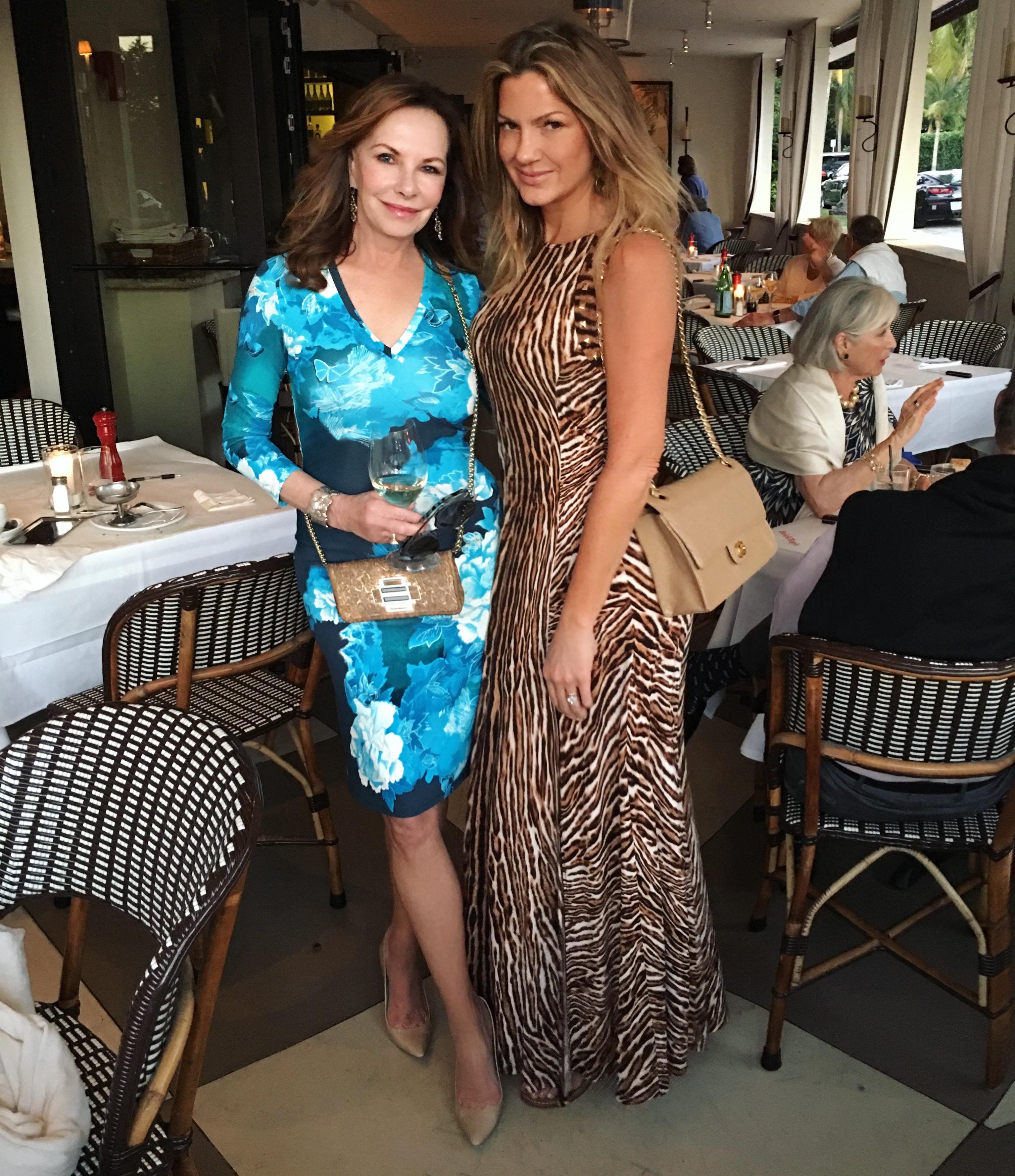 Leenie Beckett and Kelli Delaney
