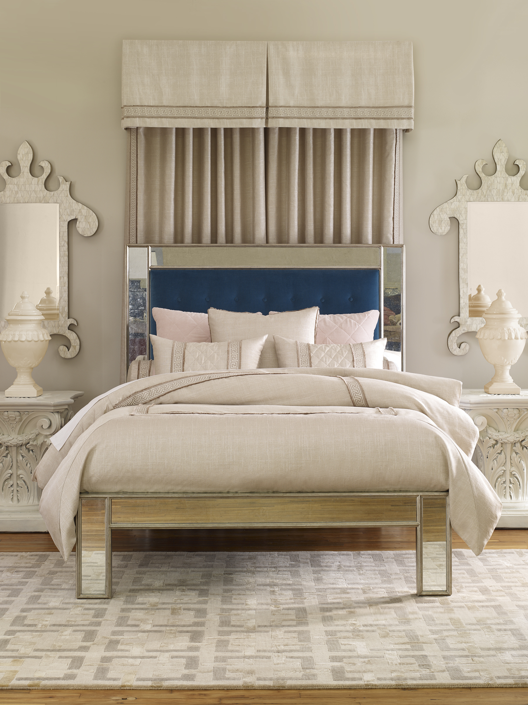 Anthony Baratta Launches New Bedding Collection With