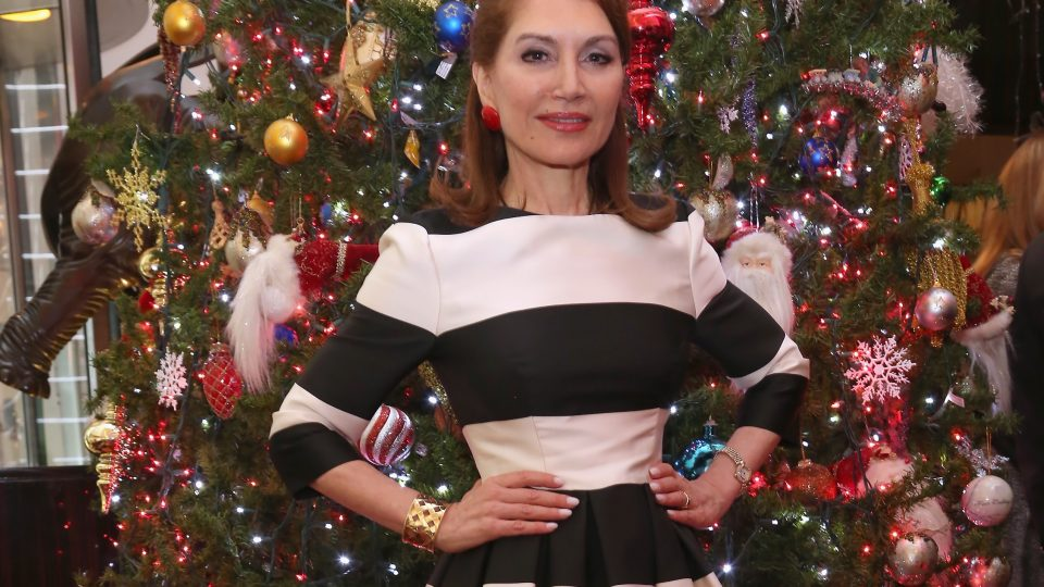 Jean Shafiroff's Annual Holiday Party