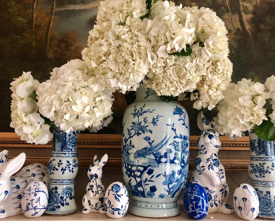 Five Best Blue White Finds From The Enchanted Home