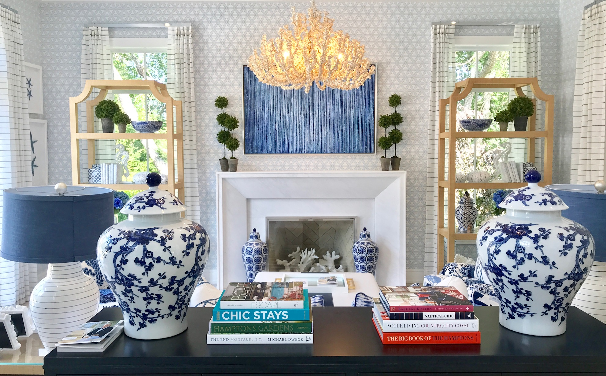 Kdhamptons photo diary the 2018 hampton designer showhouse presented by traditional home for Traditional home designer showhouse 2017