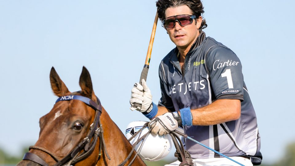 2019 Hamptons Polo Cup Benefiting Robin Hood Presented by Cartier: Sponsored by Team NetJets and Team Guggenheim