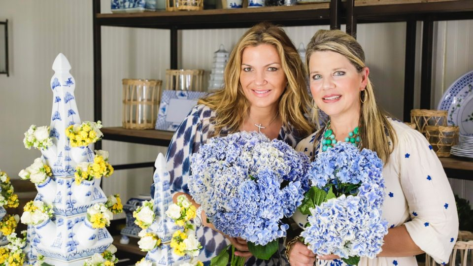 KELLI DELANEY AND TINA FROM THE ENCHANTED HOME