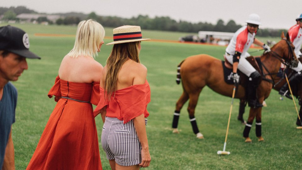 Edmiston Charity Chukka: hosted by Nacho Figueras