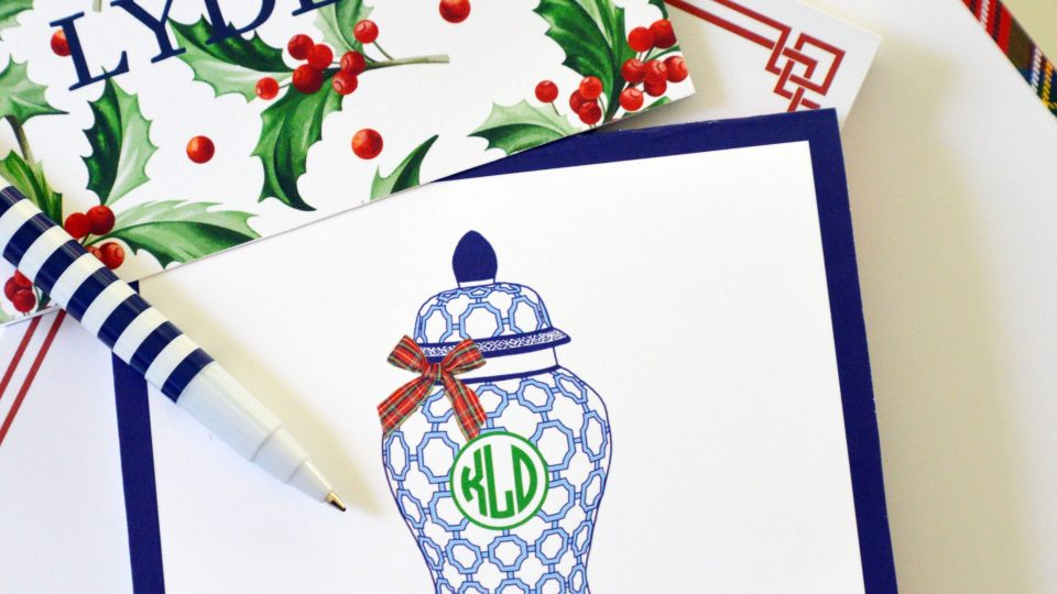 personalized-stationery-holiday
